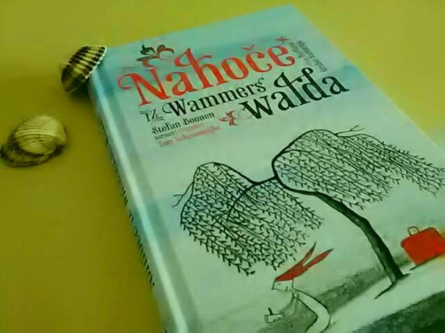 Prikaz romana za djecu Nahoče iz Wammerswalda